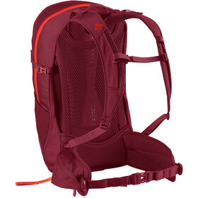 VAUDE Wizard 24+4 Backpack, mars red